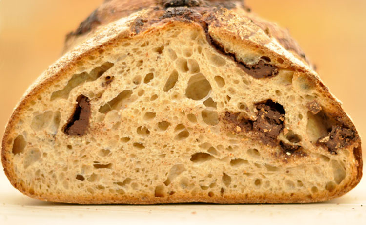 Country Chocolate Boule